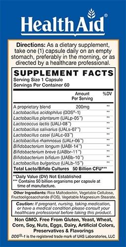 ImmuProbio™ (50 Billion)-60Capsules