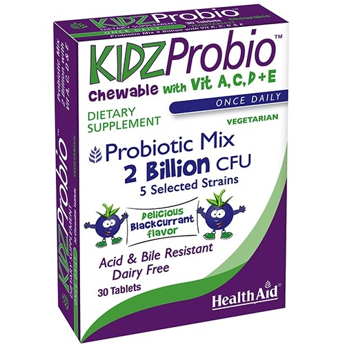 KidzProbio™ Chewables-30 Tablets
