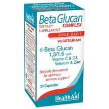 Beta Glucan Complex