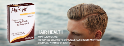 Can Vitamins Help With Hair Loss?